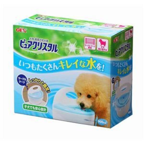 ジェックス ピュアクリスタル サークル・ケージ 子犬用 【ペット用品】