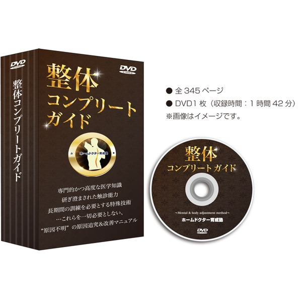 整体コンプリートガイド(冊子+DVD)