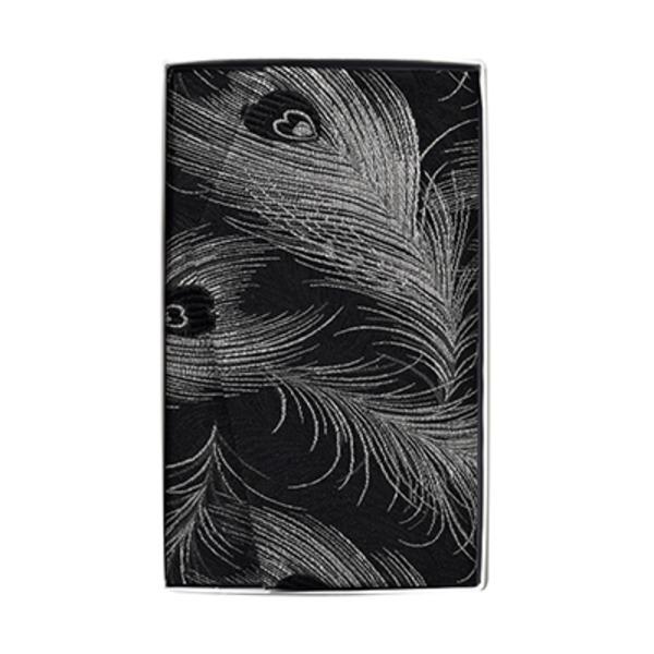 「ふじやま織り」ふくさ 孔雀
