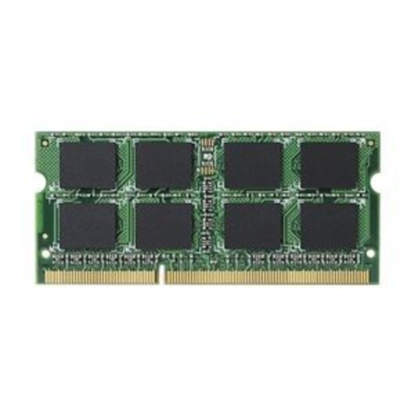 エレコム RoHS対応 DDR3-1600(PC3-12800) 204pinS.O.DIMMメモリモジュール/8GB EV1600-N8G/RO