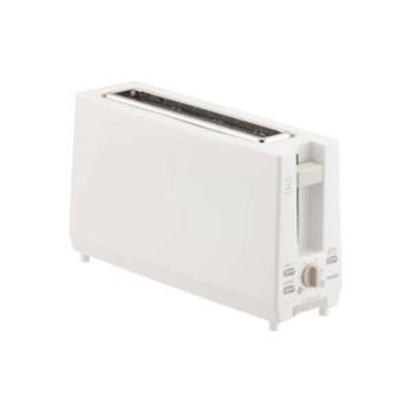 ツインバード工業 ポップアップトースター (ホワイト) TS-D404W