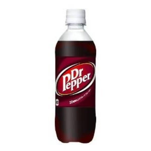 【まとめ買い】コカ・コーラ ドクターペッパー ペットボトル 500ml×48本【24本×2ケース】