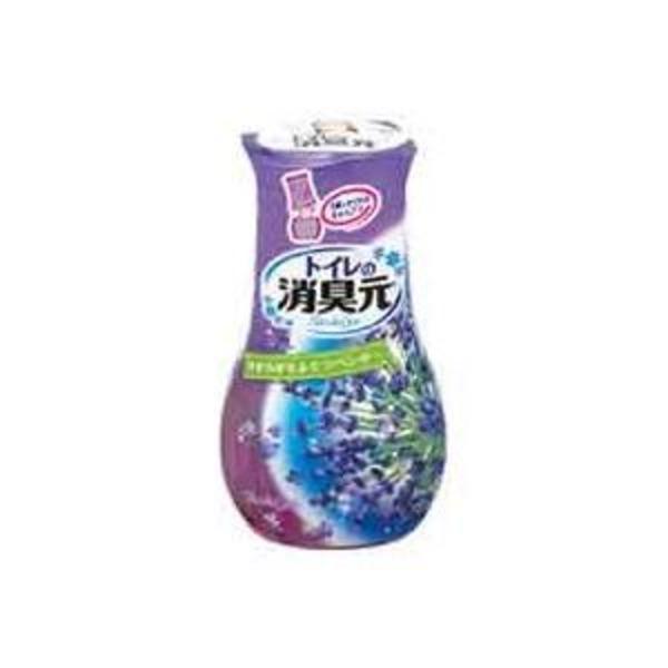 (業務用40セット)小林製薬 トイレの消臭元 400ml ラベンダー1個 【×40セット】