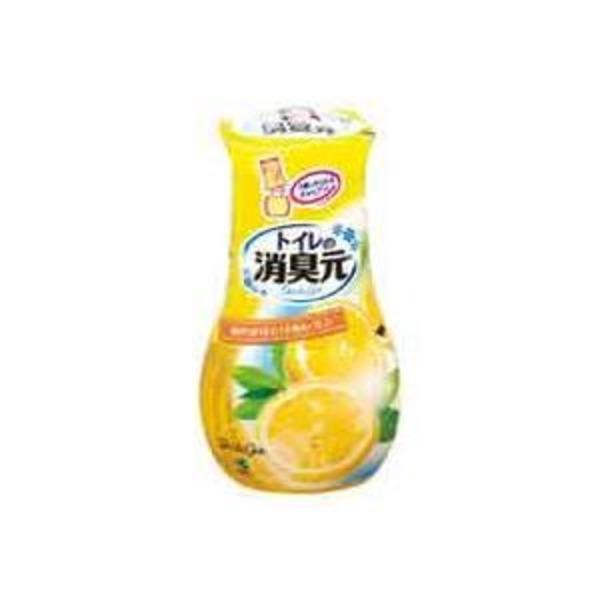 (業務用40セット)小林製薬 トイレの消臭元 400ml レモン1個 【×40セット】