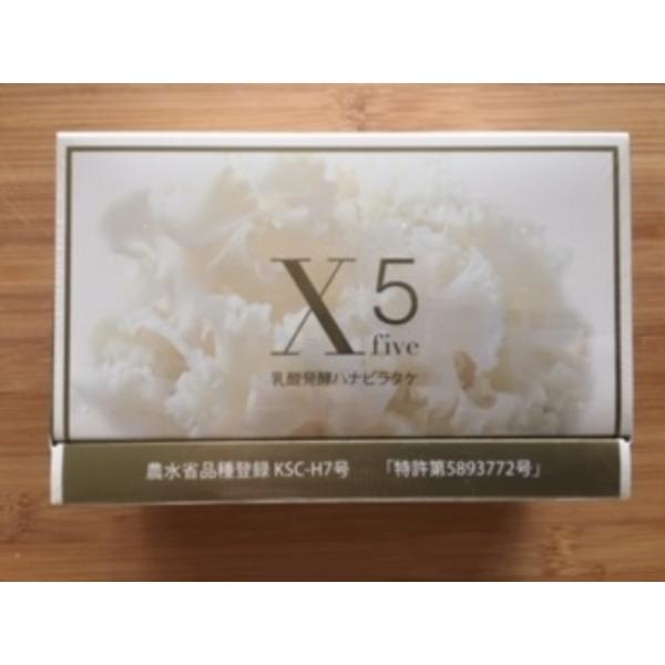 乳酸発酵ハナビラタケエックス5(ドクターエヌセレクション)