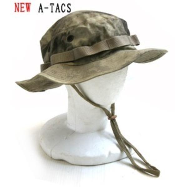 USタイプ ジャングルハット HH001NN A-TACS XLサイズ 【レプリカ】