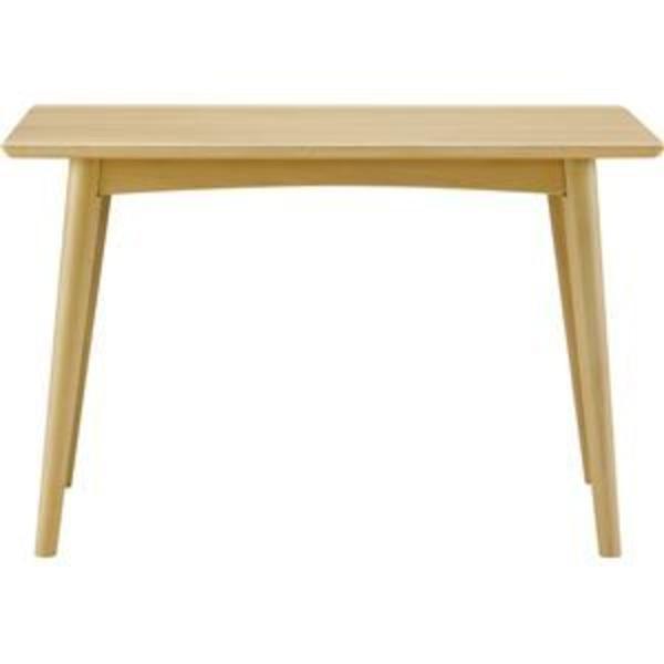 ボスコプラス ルンダ ダイニングテーブル 105cm ナチュラル DT10003Q-PN000