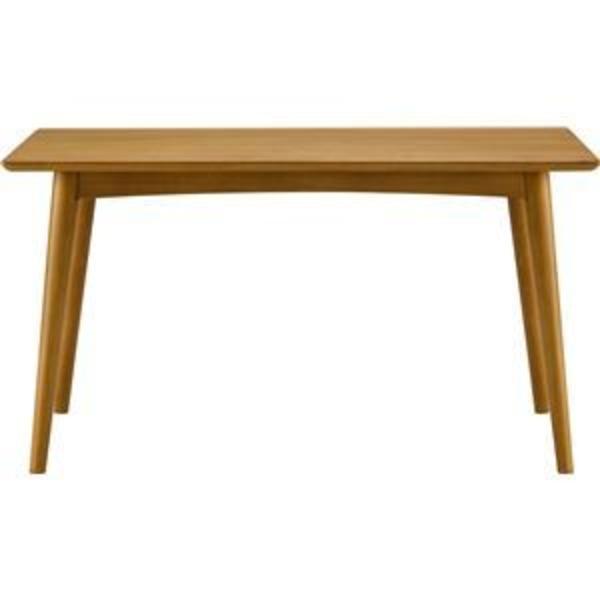 ボスコプラス ルンダ ダイニングテーブル 125cm ライトブラウン DT10004Q-PL800