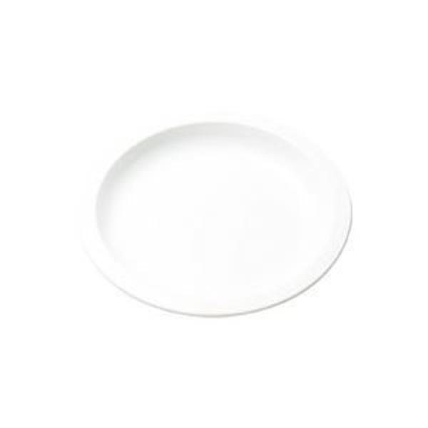 (業務用20セット)ピーアンドエス ポリプロ丸皿20cm 10枚入 ×20セット