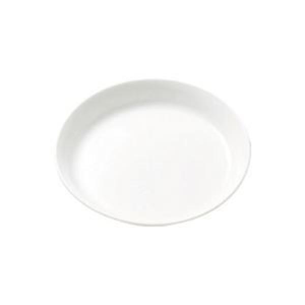 (業務用20セット)ピーアンドエス ポリプロ丸皿18cm 10枚入 ×20セット