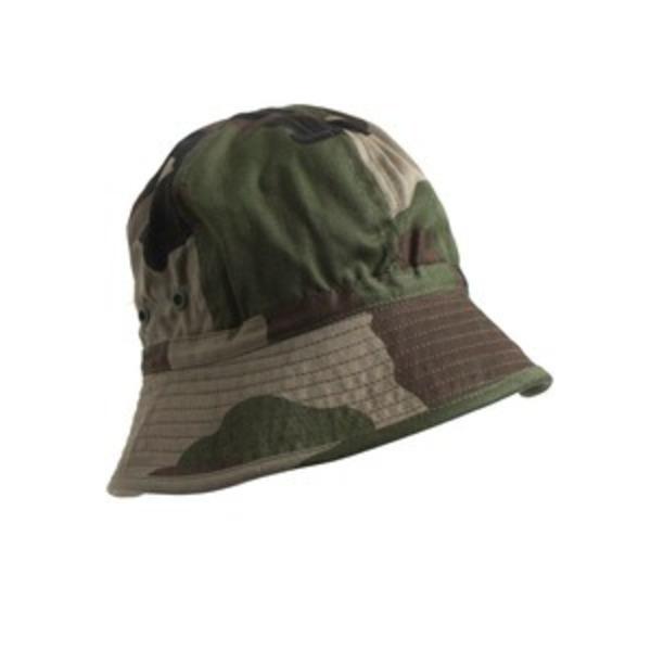 フランス軍放出 ブッシュハット/帽子 【 57cm 】 綿100% HH018NN CCE 〔未使用/デッドストック〕