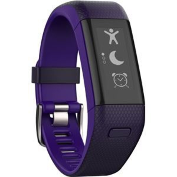 GARMIN(ガーミン) vivosmartJ HR+ PURPLE【日本正規品】 195565