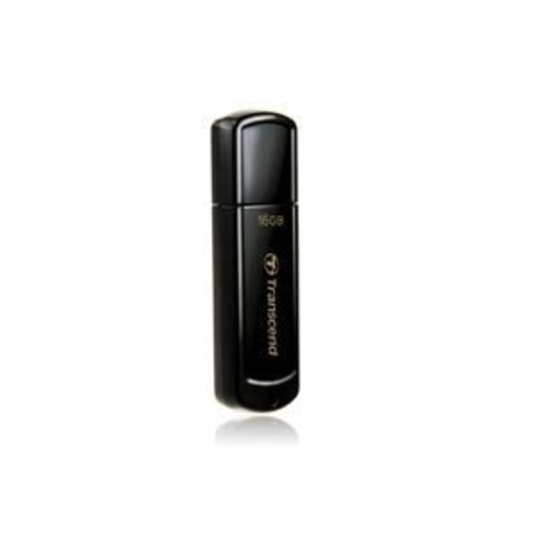 (業務用30セット) トランセンド USBメモリ 16GB ブラック TS16GJF350