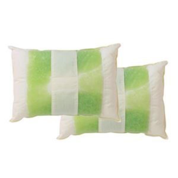 ピロー 枕 高さを選べる ヒバエッセンス使用 『森の眠りひば枕H』 2個組 約35×50×14cm 高め
