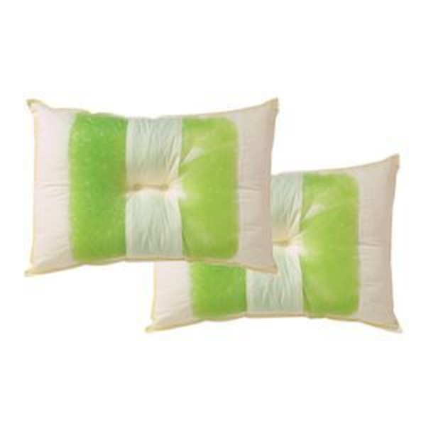 ピロー 枕 高さを選べる ヒバエッセンス使用 『森の眠りひば枕M』 2個組 約35×50×10cm 普通