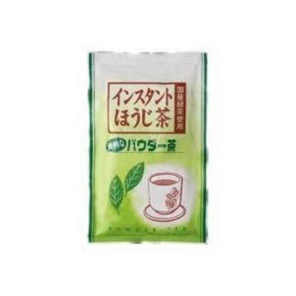 (業務用100セット) 寿老園 給茶機用ほうじ茶パウダー60g
