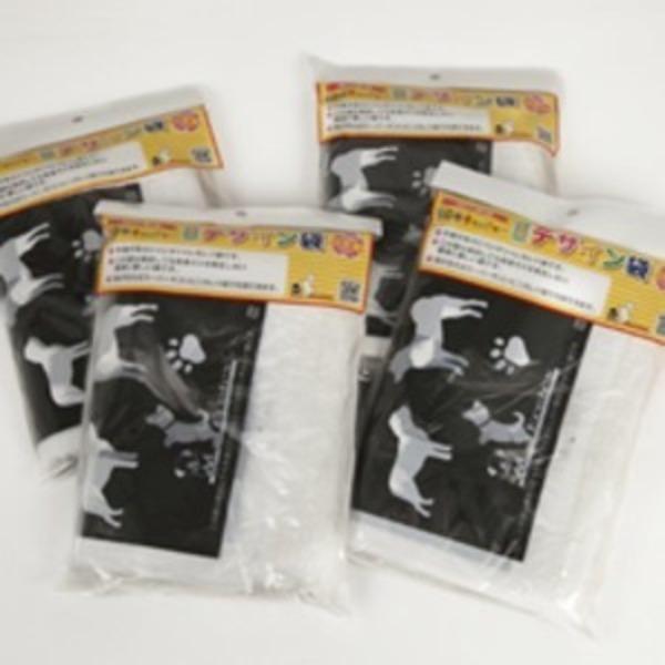 【本体別売】エコキャッチャー専用オリジナル袋100枚×4個セット