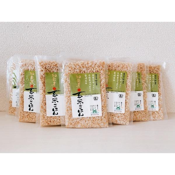 愛情玄米 籾発芽玄米ご飯セット15個入り