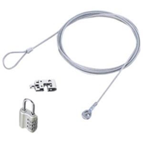 (業務用30セット) エレコム ELECOM セキュリティロック ESL-10