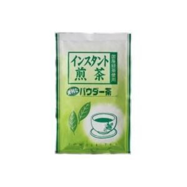(業務用80セット) 寿老園 給茶機用煎茶パウダー60g