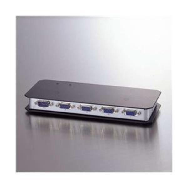 エレコム ディスプレイ分配器 4分配 VSP-A4