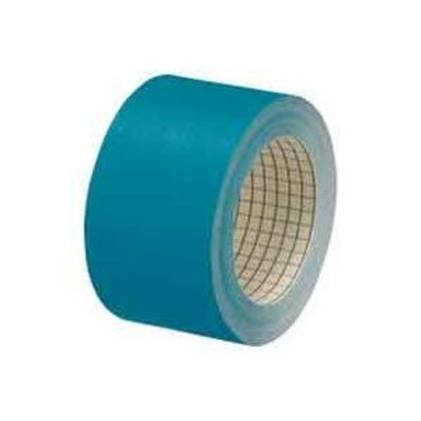 (業務用50セット) プラス 製本テープ/紙クロステープ 【50mm×12m】 裏面方眼付き AT-050JC 青 ×50セット