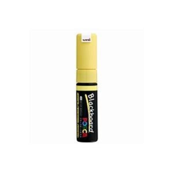 (業務用200セット) 三菱鉛筆 ブラックボードポスカ PCE-250-8K 1P.2 黄