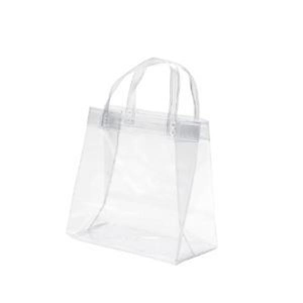 シモジマ 透明バッグ 小 10枚入 006464020