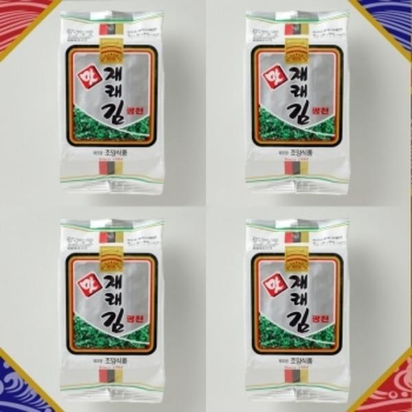韓国のり 3種セット