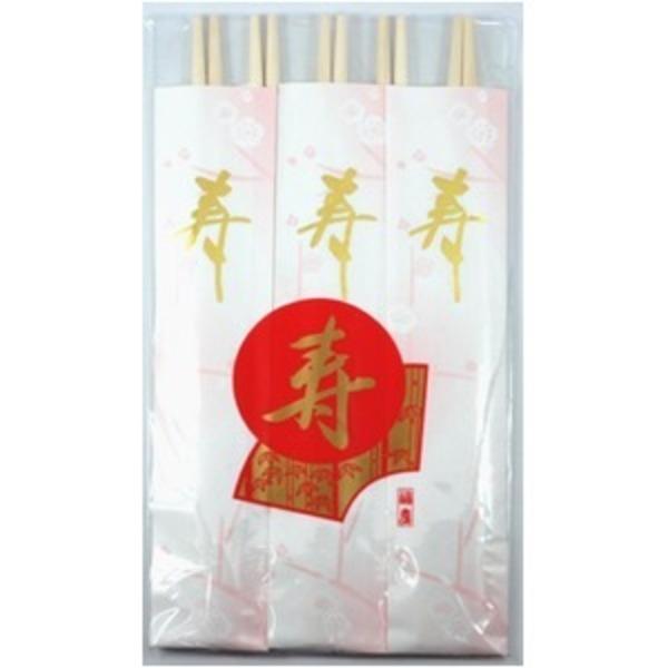 祝箸 梅の里 5膳 【200個セット】 MS-268