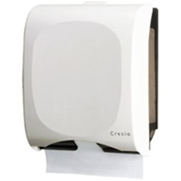 (業務用10セット) クレシア ペーパータオル用ディスペンサー 4151