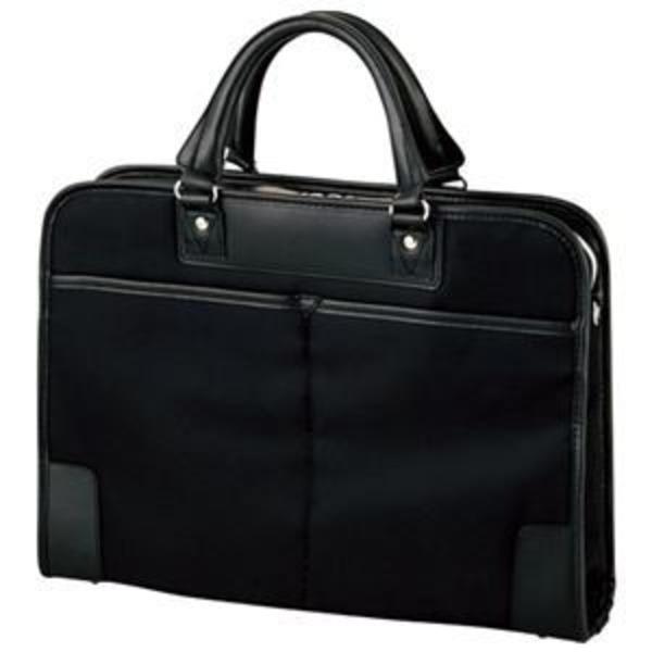 エレコム ビジネスバッグ BM-OR03BK ブラック