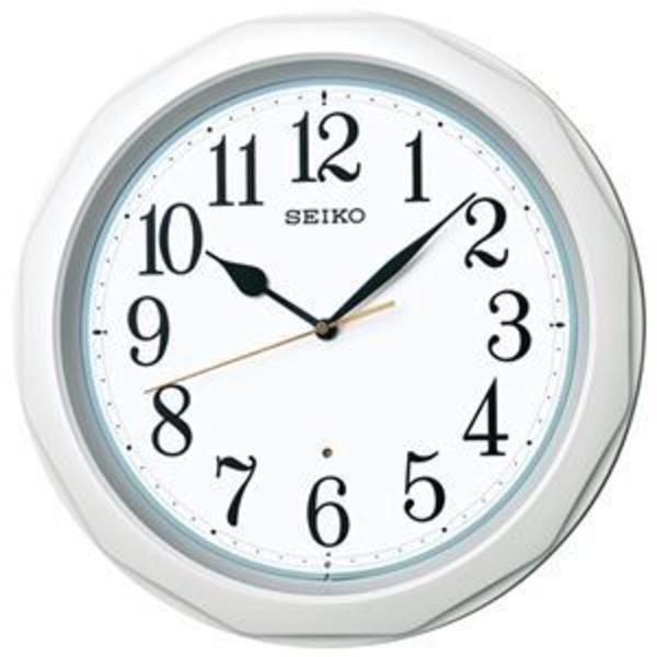 セイコークロック セイコー電波掛時計 KX812W