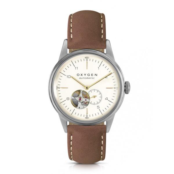 【フランス腕時計】 OXYGEN オキシゲン CITY LEGEND 40 AUTOMATIC ELLIOT シティー レジェンド 40 オートマチック エリオット 正規代理店商品