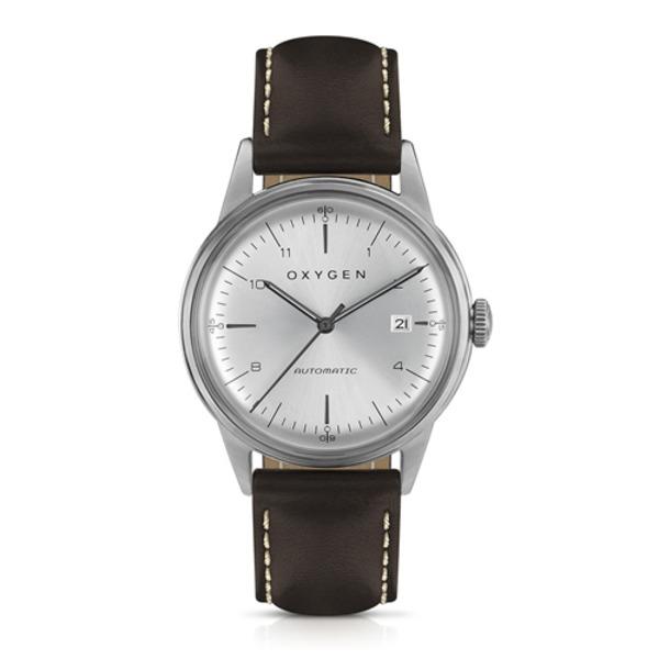【フランス腕時計】 OXYGEN オキシゲン CITY LEGEND 40 AUTOMATIC WALTER シティー レジェンド 40 オートマチック ウォルター 正規代理店商品