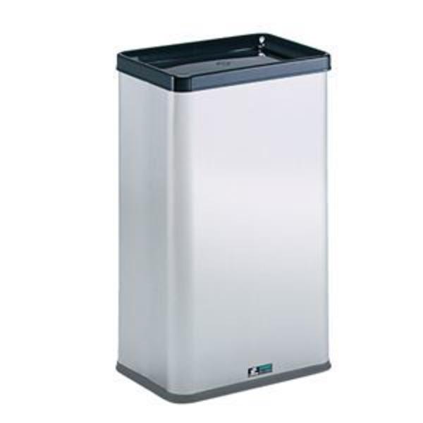 テラモト ゴミ箱 ステンエルボックス 34.8L