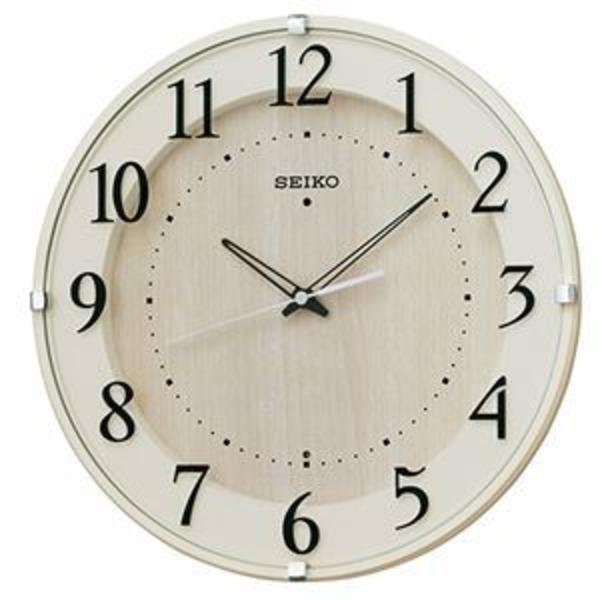セイコークロック セイコー 電波掛時計 KX397A