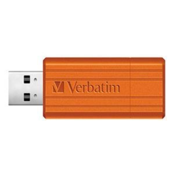 三菱化学 USBメモリ 32GB オレンジ USBP32GVD1